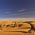 Desert Village by Ivan Slosar