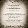 Desiderata - Vintage Sepia by Marianna Mills
