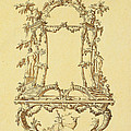 Design For A Console Table by John Linnell
