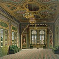 Design For A Reception Room by Karl Ludwig Wilhelm Zanth
