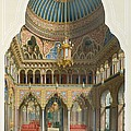 Design For The Entrance Hall by Karl Ludwig Wilhelm Zanth