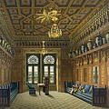 Design For The Grand Reception Room by Karl Ludwig Wilhelm Zanth