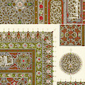 Designs From A Copy Of The  Koran by Mary Evans Picture Library