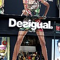 Desigual Storefront by Alice Gipson