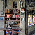 Desk At The Castle by Dave Mills