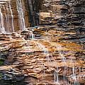 Desoto Falls by Bob Phillips