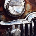 Desoto Headlight by Crystal Nederman