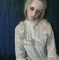 Despite The Beautiful Dress by Gun Legler