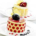 Desserts by Elena Elisseeva