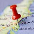 Destination To New York by Paulo Goncalves
