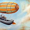 Destination Un-known by Carlo Allion