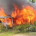 Destructive Fire by Janice Byer