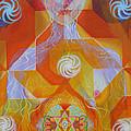 Detail 1 Gestation by Anne Cameron Cutri