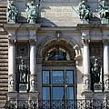 Detail City Hall Hamburg II by Christiane Schulze Art And Photography