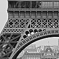 Detail Eiffel Tower by Galexa Ch