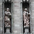 Detail First Trinity Church by Christiane Schulze Art And Photography