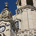 Detail Frauenkirche Dresden by Christiane Schulze Art And Photography