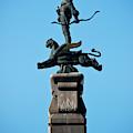 Detailed Images Of Statues In Almaty by Karsten Moran