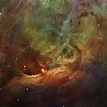 Details Of Orion Nebula by Marianna Mills