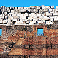 Details Of The Colloseum's Walls by Jennifer Robin