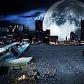 Detroit 2079 by Nicholas Trombley