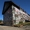 Detroit Africa Town - African Bead Museum #2 by Paul Cannon