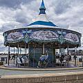 Detroit Carousel  by John McGraw