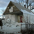 Detroit Ice House by Two Bridges North
