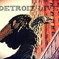 Detroit Lives Forever 2 by Brittany Ware