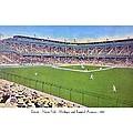 Detroit - Navin Field - 1922 by John Madison