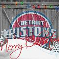 Detroit Pistons by Joe Hamilton