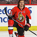 Detroit Red Wings V Ottawa Senators by Francois Laplante
