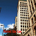 Detroit Sky Line by Kehinde Thompson