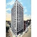 Detroit - The Kresge Building - West Adams Street - 1918 by John Madison