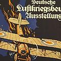 Deutsche Luftkriegsbeute Ausstellung by Siegmund von Suchodolski