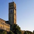 Deutsches Museum Munich - Meteorological Tower by Christine Till