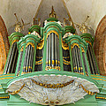 Deventer Organ by Jenny Setchell