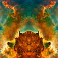 Devil Nebula by Jennifer Rondinelli Reilly - Fine Art Photography