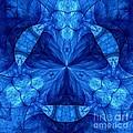 Devilish Dream Fractal by Maria Urso
