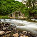 Devil's Bridge In Spring by Evgeni Ivanov