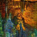 Devils Cavern Bari Greece by Tim G Ross
