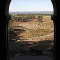 Devils Den From Little Round Top In Gettysburg by William Kuta