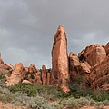 Devils Garden Arches Np by Christiane Schulze Art And Photography