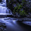 Devil's Hopyard Waterfall by Billy Bateman