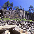 Devils Postpile by Paul W Faust -  Impressions of Light