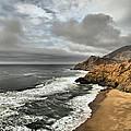 Devil's Slide Beach by Scott Hill