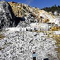 Devils Thumb - Yellowstone by Jon Berghoff