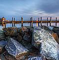 Dewey Beach Delaware by David Dufresne
