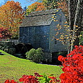 Dexter's Grist Mill by Amazing Jules