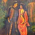 Dhak Dhak by Usha Shantharam